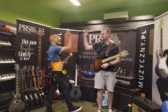 Pokazy PRS Guitars - Wrocław 2019
