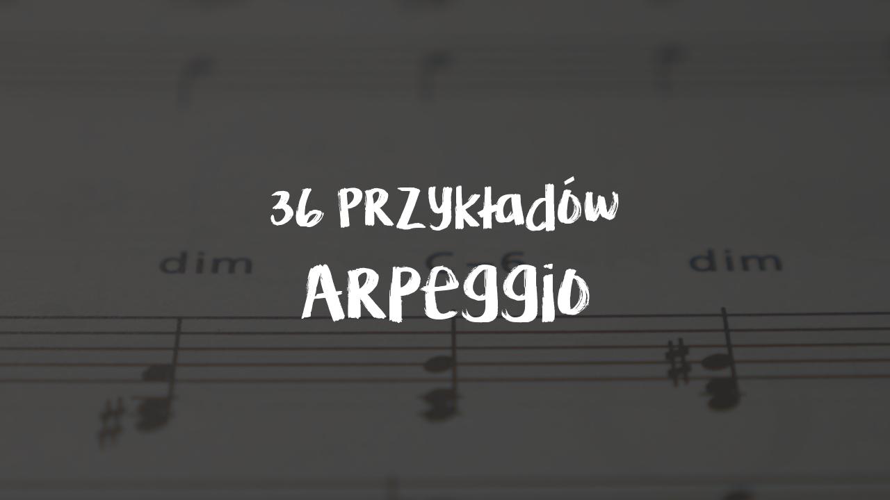 [PAKIET] 36 Rozłożonych akordów trzema technikami!