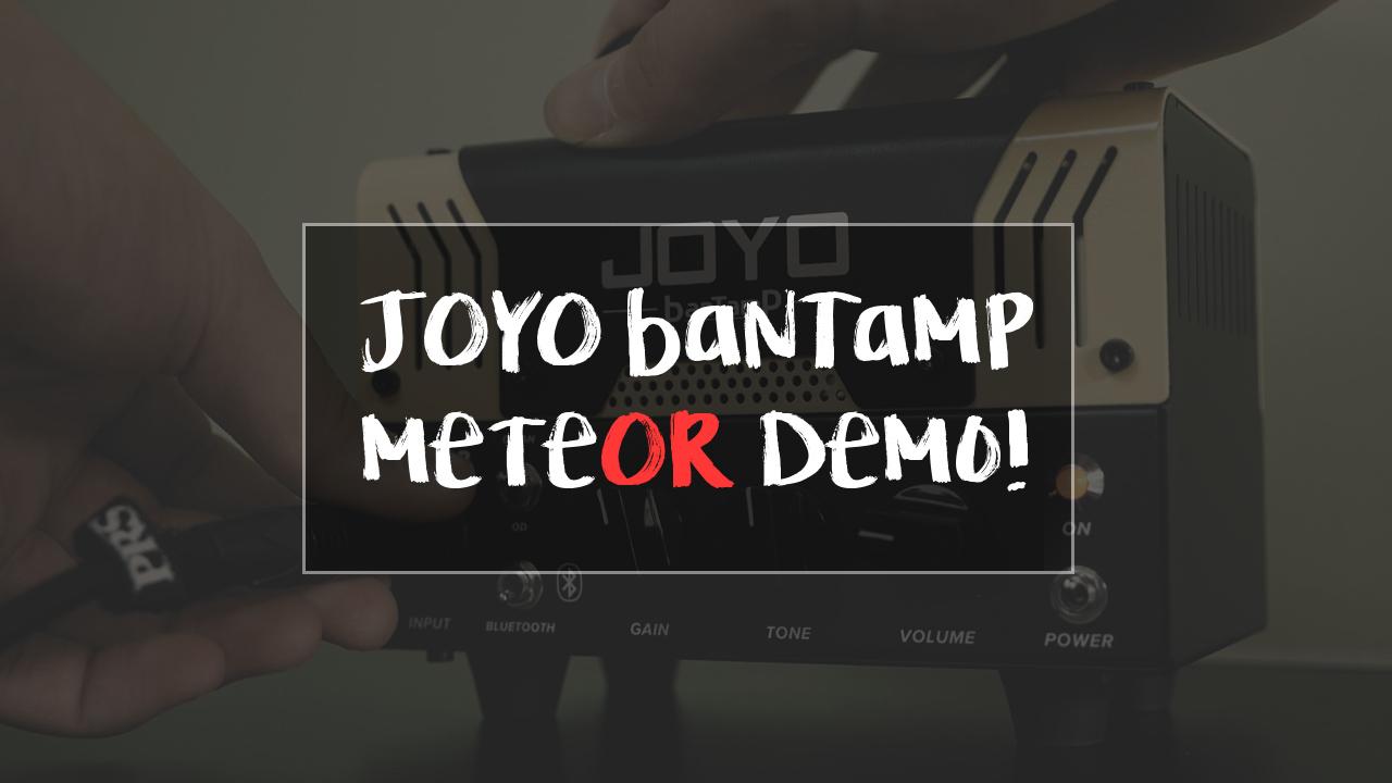 [GAŁKOLOGIA] JOYO banTamP meteOR – Playhtough