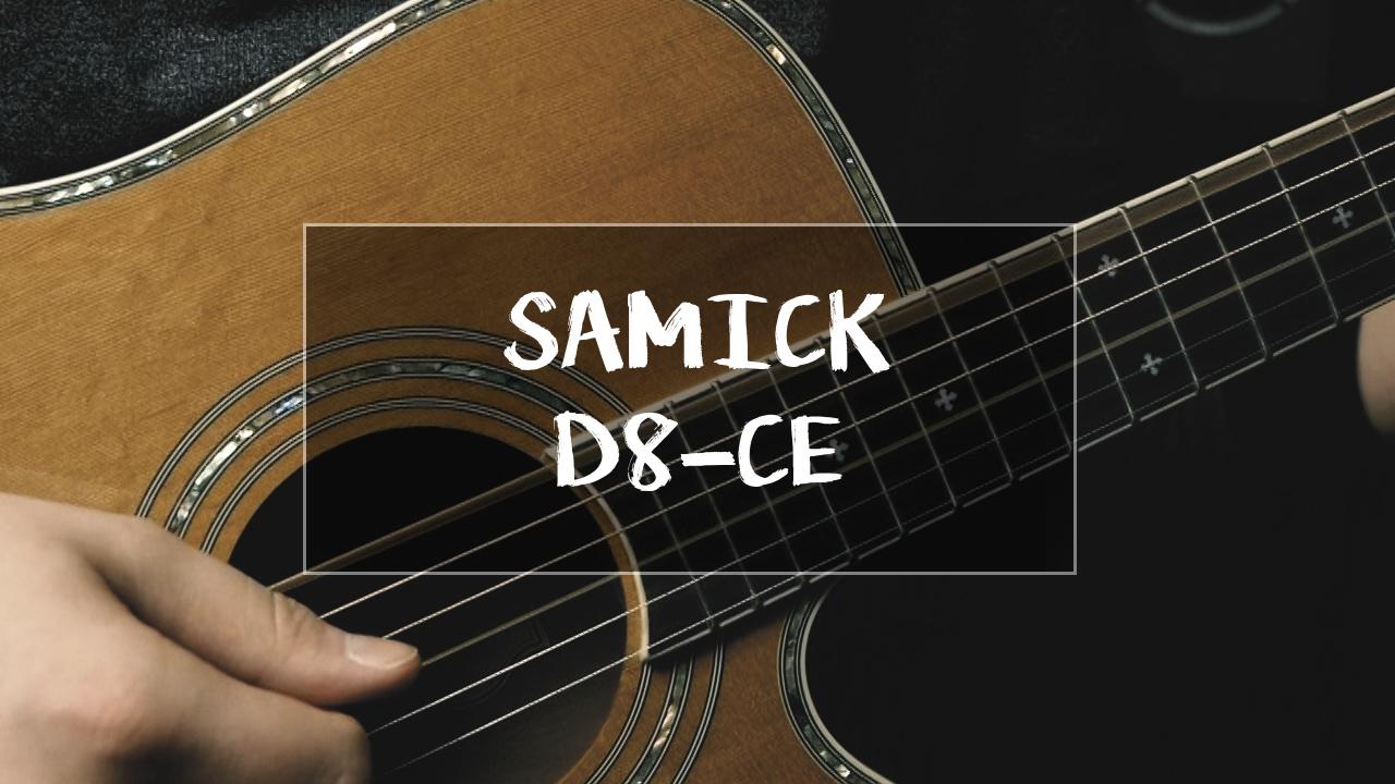[GAŁKOLOGIA] Samick D8-CE – recenzja