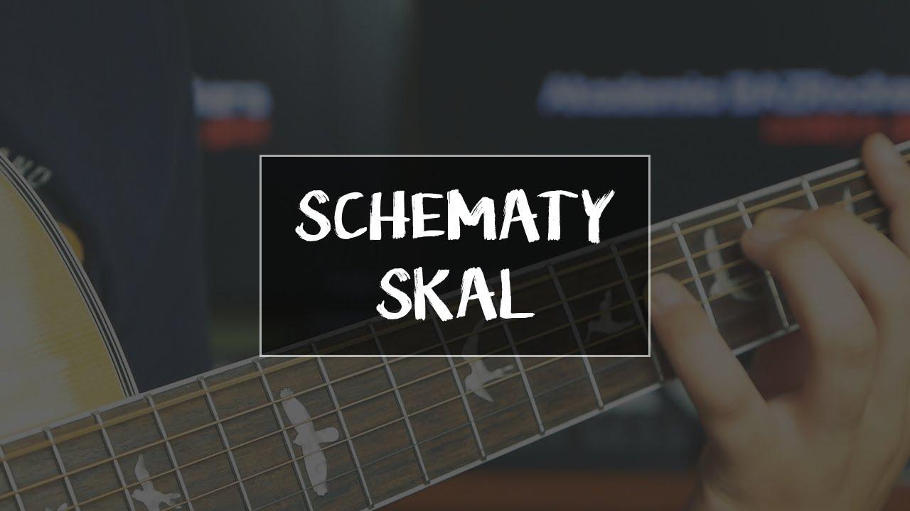 [LEKCJA] Jak zbudować dowolną skalę na gitarze?