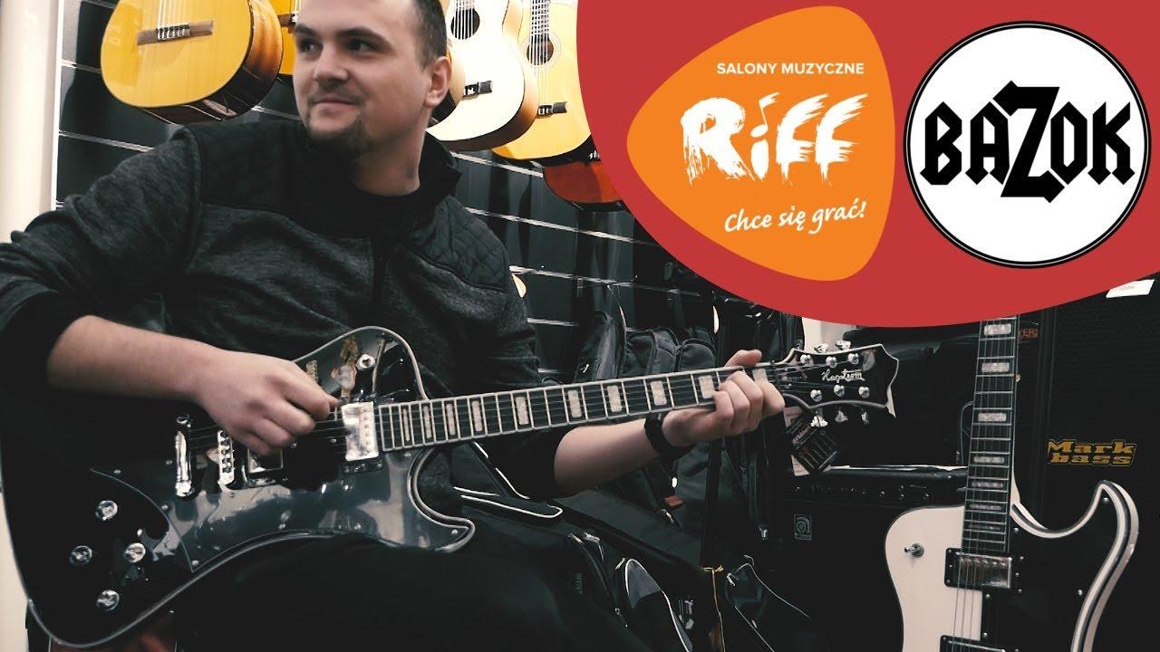 [VLOG] BazOk w Salonach Muzycznych Riff!