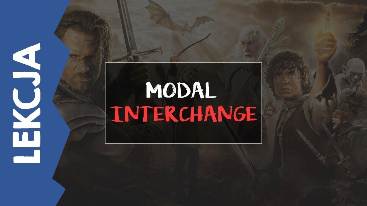 [LEKCJA] Modal Interchange