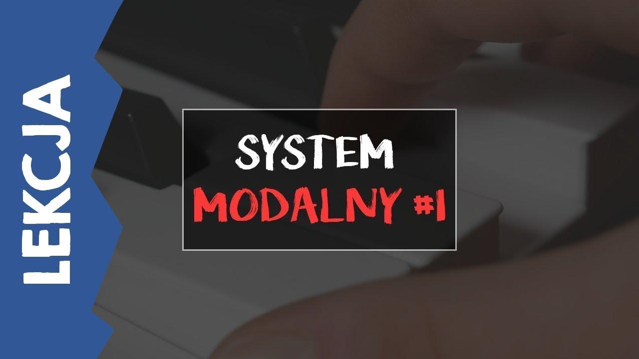[LEKCJA] System modalny