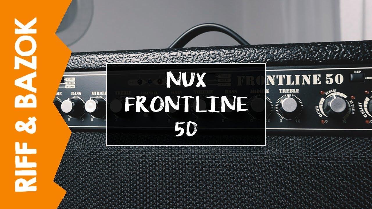 [GAŁKOLOGIA] – NUX FRONTLINE 50