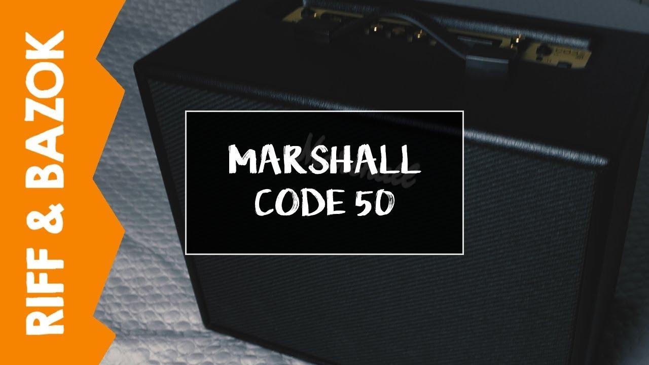 [GAŁKOLOGIA] Marshall Code 50