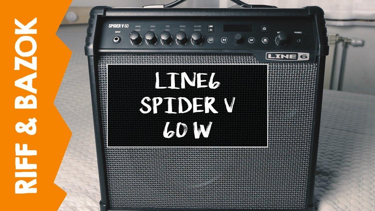 [GAŁKOLOGIA] Line 6 Spider V 60W