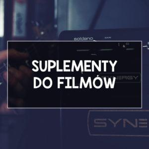 Suplementy YouTube