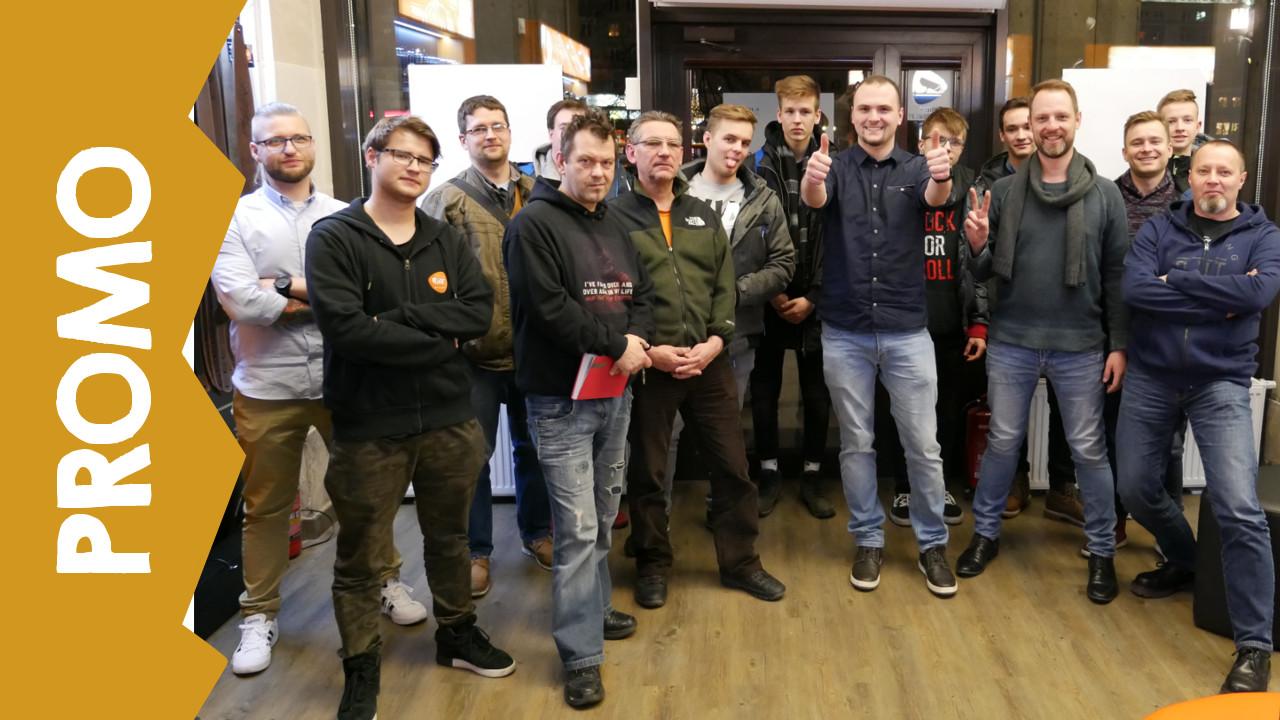 [PROMO] Relacja z Warsztatów RIFF w Warszawie!