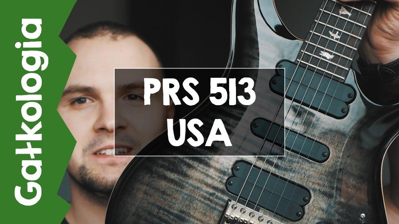 [GAŁKOLOGIA] PRS 513 USA – Charcoal Burst