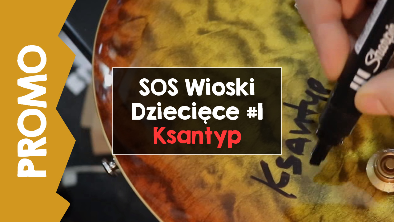 [PROMO] Ksantyp, Adam Dudek, Bazok łączą siły!