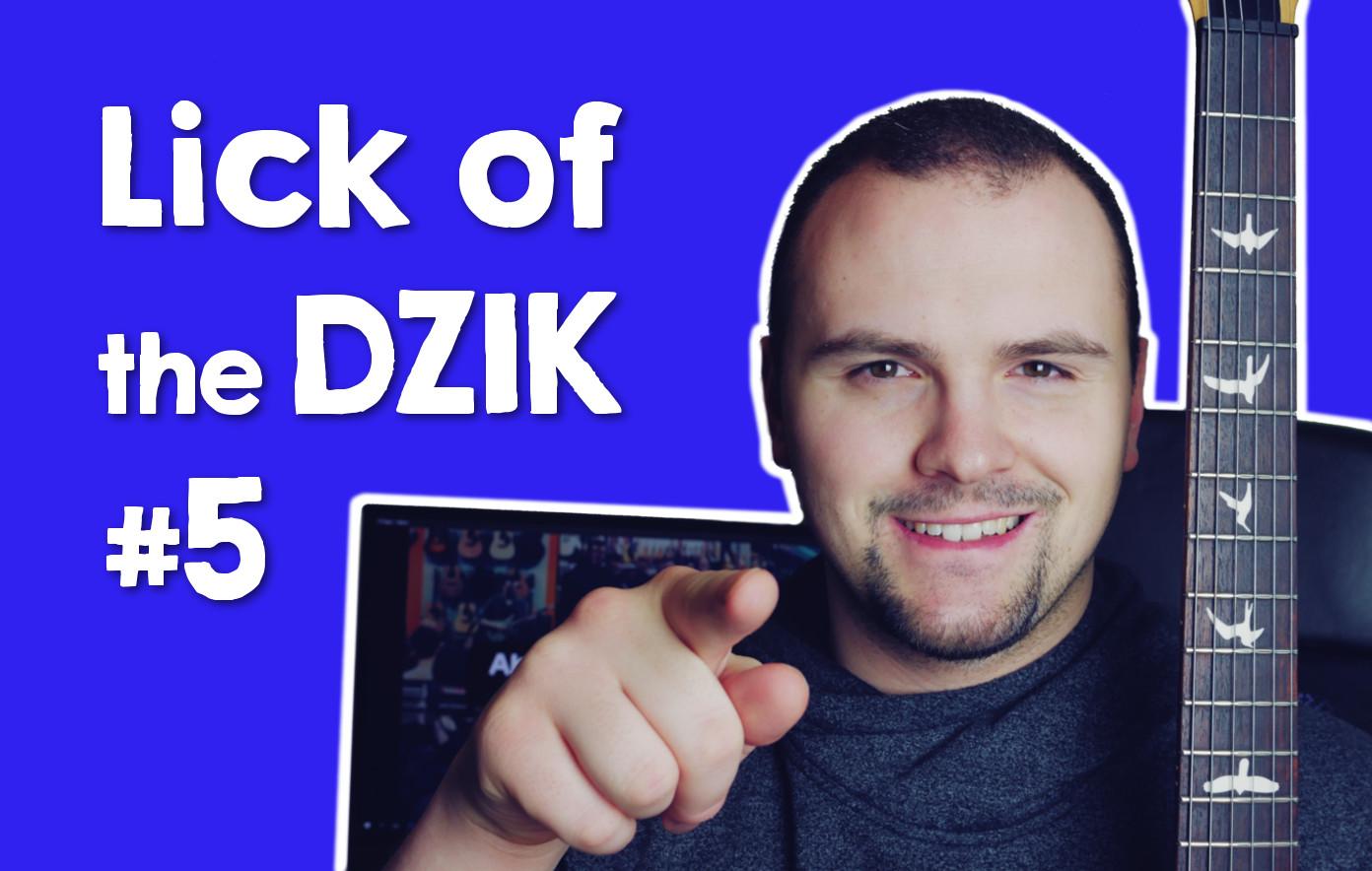 [LEKCJA] Lick of the DZIK #5 – Dźwięki kolorystyczne (Color Tones)